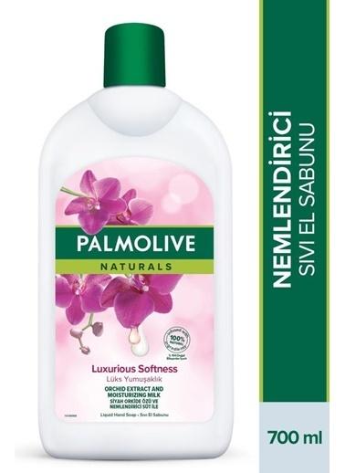 Palmolive Palmolive Naturals Orkide ıpeksi Yumuşaklık Nemlendirici Sıvı El Sabunu 700 ml Renksiz